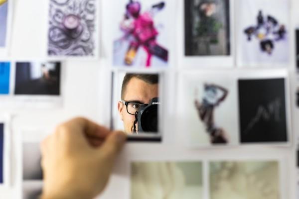 photograph your artwork