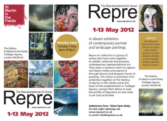 Repre 1 - Group Show Event