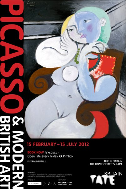 Picasso and Modern British Art Event