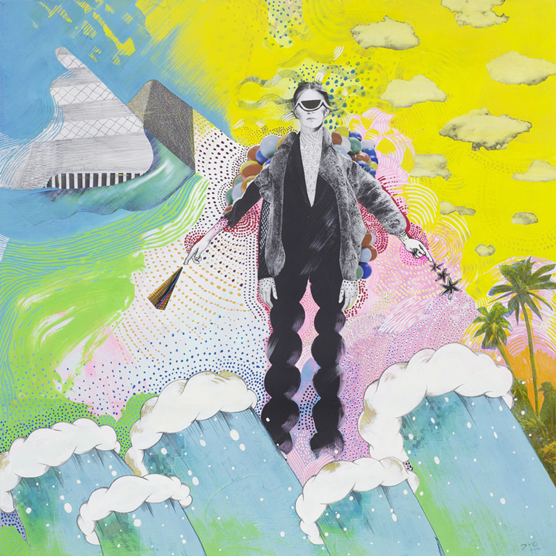 'Point to Point' by Yoh Nagao
