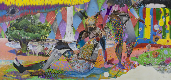 'Moment of Oasis' by Yoh Nagao