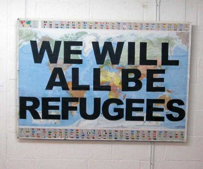 James White we will all be refugees