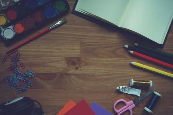 Paint Pencils Book