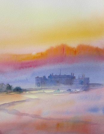 Painting by Julie Cross via ArtWeb