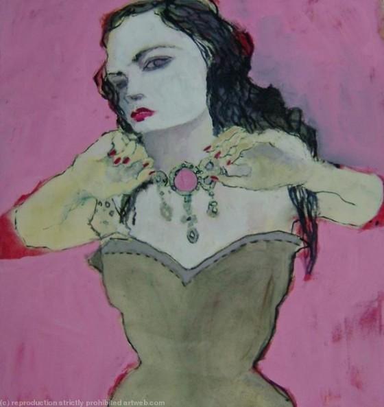 Image by Jane Hansdord via Artweb