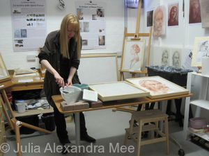 Fresco Painting One-Day Workshop