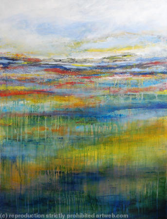 Tracy-Ann Marrison - Abstract Landscape 16