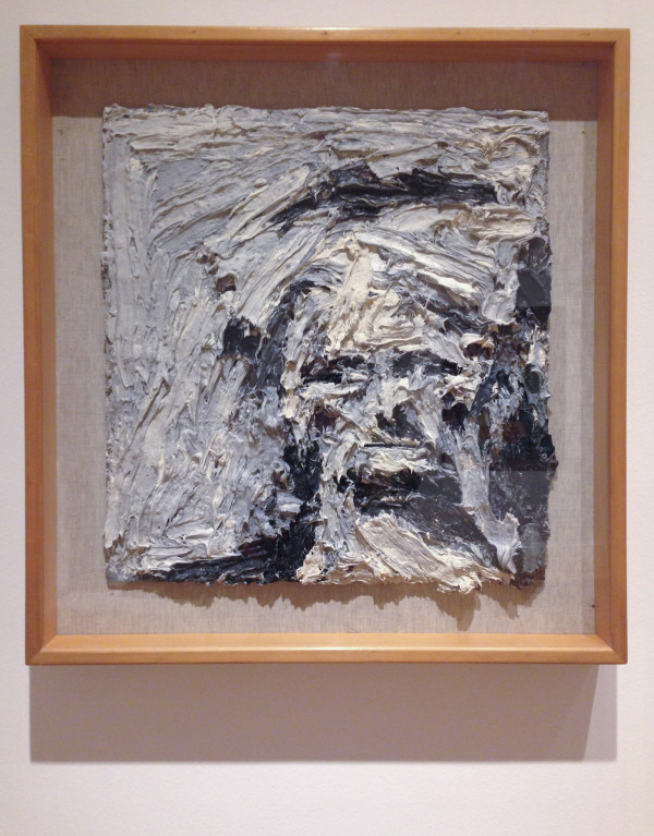 Frank Auerbach - Head of E.O.W. IV, 1961