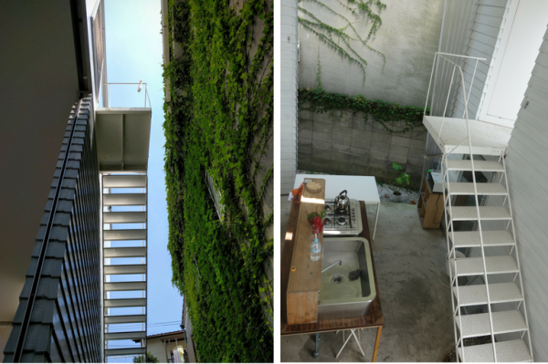 yokohama apartment artist residency